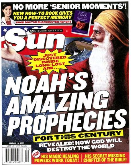 Sun Cover - 3/14/2007