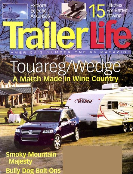 Trailer Life Cover - 5/1/2007