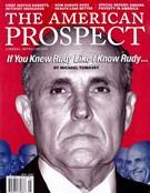 The American Prospect Magazine 5/1/2007