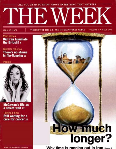 The Week Cover - 4/13/2007