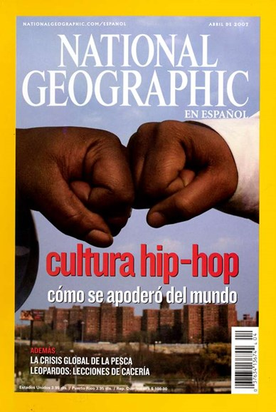National Geographic En Español Cover - 4/1/2007
