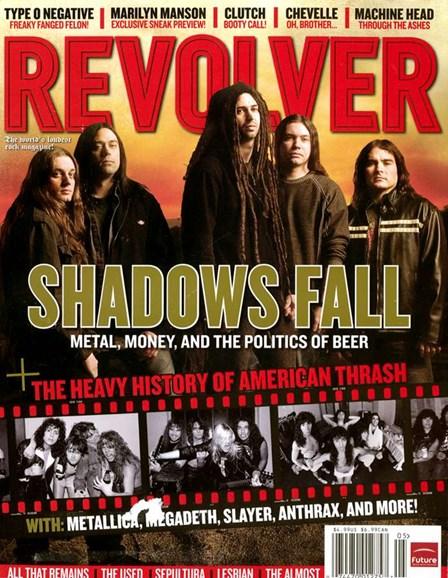 Revolver Cover - 5/1/2007