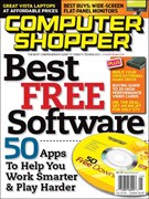 Computer Shopper (digital only) 5/1/2007