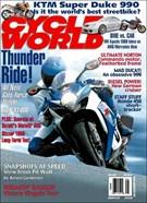 Cycle World Magazine 5/1/2007