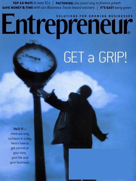 Entrepreneur Cover - 4/1/2007