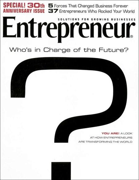 Entrepreneur Cover - 5/1/2007