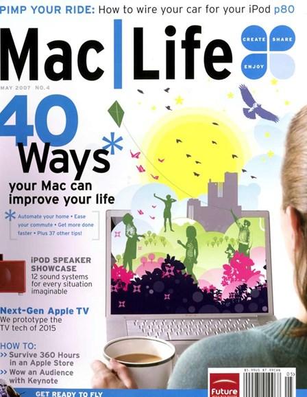 Mac | Life Cover - 5/1/2007