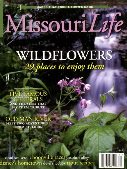 Missouri Life Cover - 4/1/2007