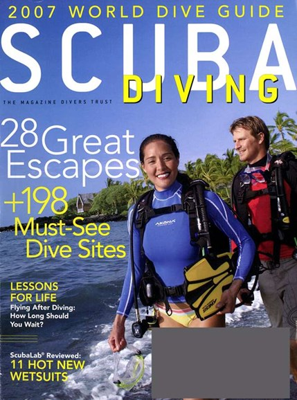 Scuba Diving Cover - 5/1/2007