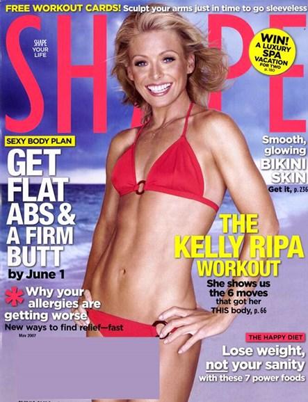Shape Cover - 5/1/2007