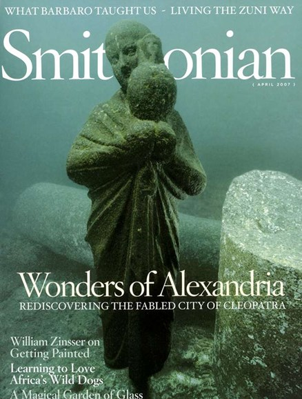 Smithsonian Cover - 4/1/2007