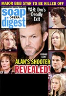 Soap Opera Digest Magazine 4/1/2007
