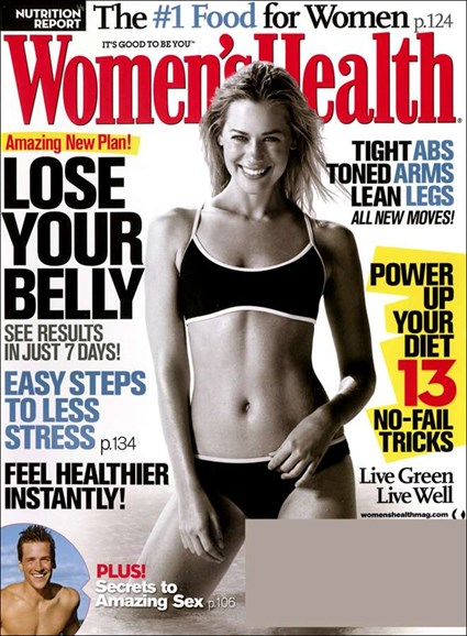 Women's Health Cover - 4/1/2007