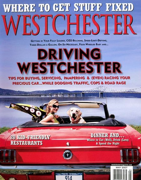 Westchester Magazine Cover - 5/1/2007