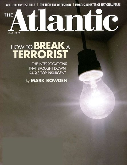 The Atlantic Cover - 5/1/2007