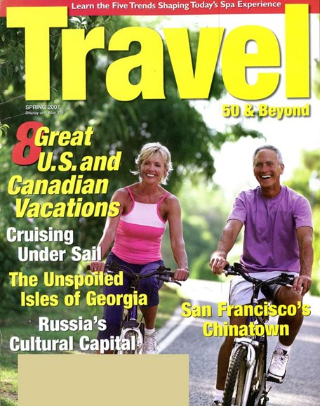 Travel 50 & Beyond Cover - 5/1/2007