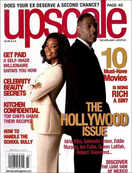 Upscale Cover - 3/1/2007