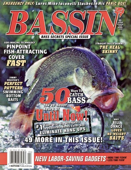Bassin' Cover - 4/1/2007