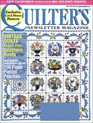 Quilter's Newsletter 5/1/2007