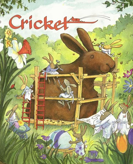 Cricket Cover - 4/1/2007