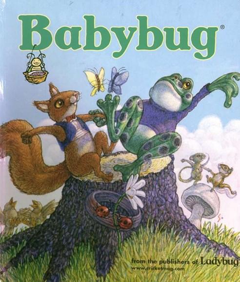 Babybug Cover - 4/1/2007