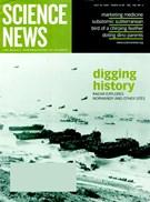 Science News Magazine 7/1/2005