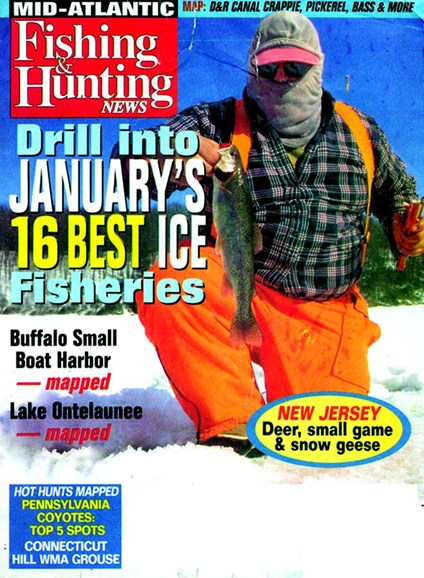 Fishing & Hunting News Cover - 1/1/2005