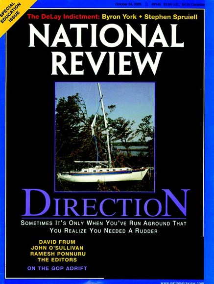 National Review Cover - 1/1/1970