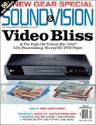 Sound & Vision Magazine 4/1/2007
