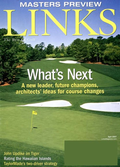 LINKS Cover - 4/1/2007