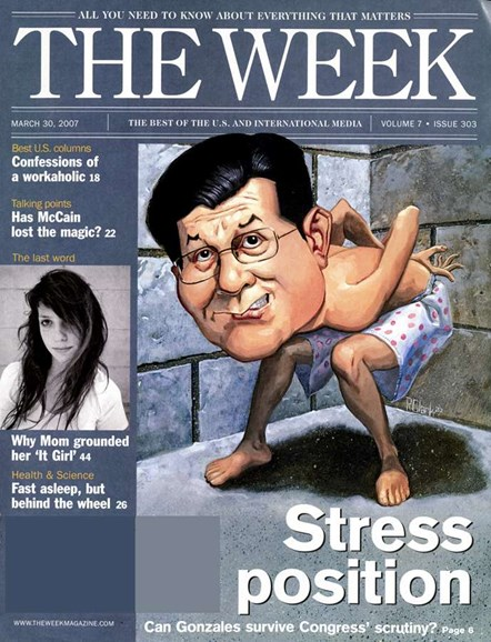 The Week Cover - 3/1/2007