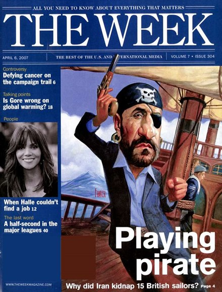 The Week Cover - 4/1/2007