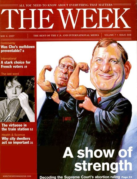 The Week Cover - 5/1/2007