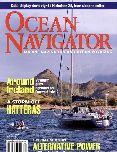 Ocean Navigator Cover - 6/1/2007