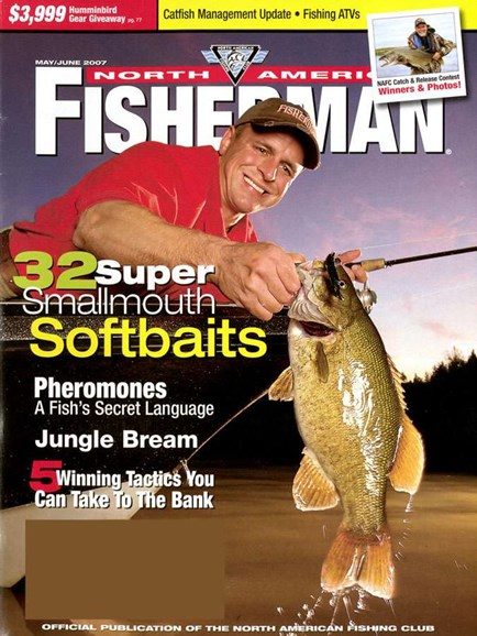 North American Fisherman Cover - 6/1/2007