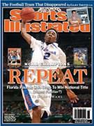 Sports Illustrated Magazine 4/8/2007