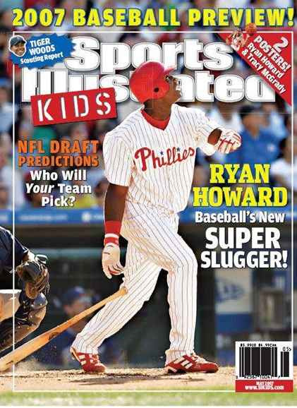 Sports Illustrated Kids Cover - 5/1/2007