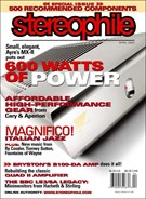 Stereophile 4/1/2007