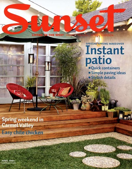 Sunset Cover - 4/1/2007