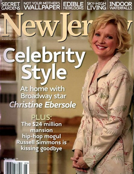 New Jersey Monthly Cover - 5/1/2007