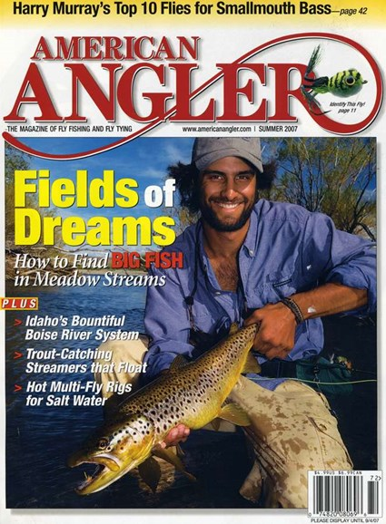 American Angler Cover - 7/1/2007