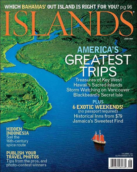 Islands Cover - 6/1/2007