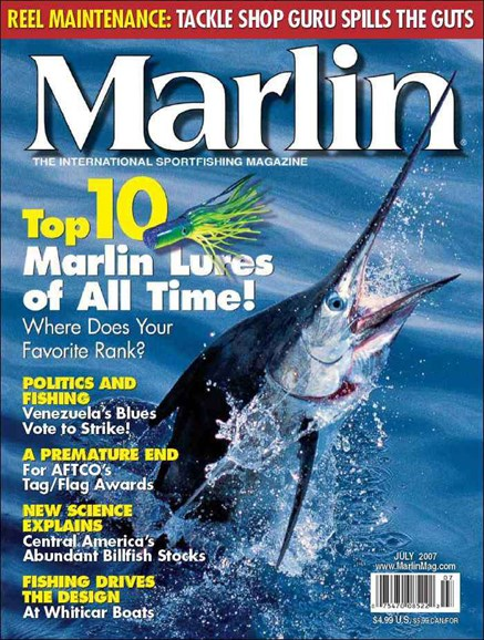 Marlin Cover - 7/1/2007