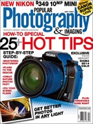 Popular Photography Magazine 7/1/2007