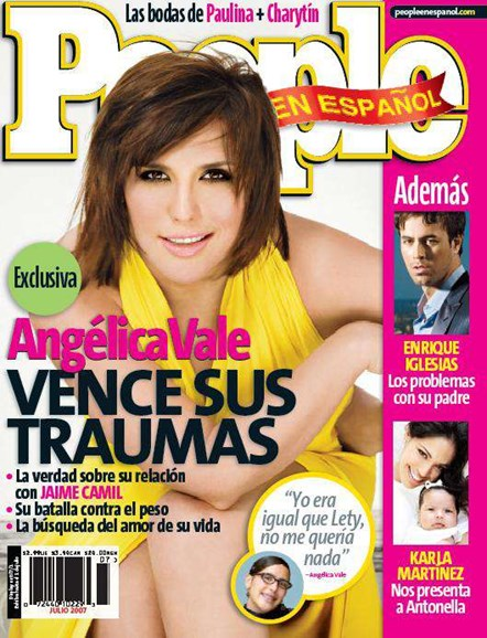 People En Español Cover - 7/1/2007