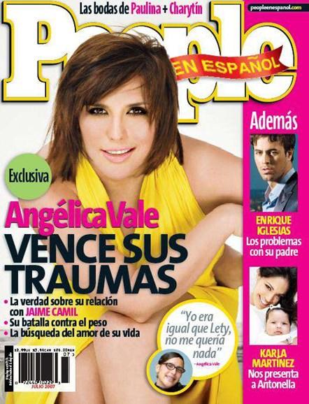 People En Español Cover - 7/1/2007