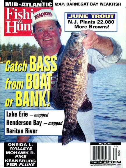 Fishing & Hunting News Cover - 5/1/2007