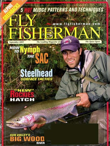 Fly Fisherman Cover - 9/1/2007