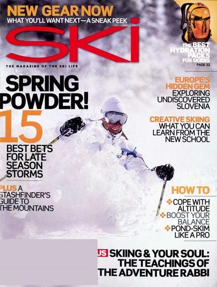 Ski Cover - 4/1/2007