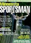 Minnesota Sportsman | 8/1/2007 Cover